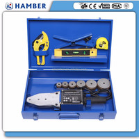 wwholesale ppr hot melt welding machine welding tools for plastic fittings hand tool digital ppr pipe welding machine 20-32mm