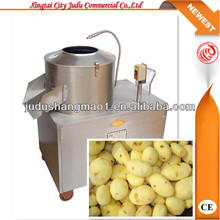 JD-350 smooth operation vegetable/ fruit/ carrot/potato/ automatic peeler machine