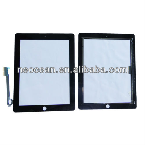 Mobile phone accessories for iPa3 touch screen,accept paypal