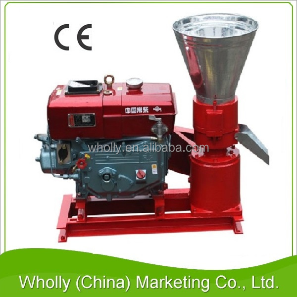 Wholesale best price pellet machine with e-motor