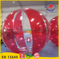 Transparent Inflatable Water Balls For Sale , Water Walking Ball , Inflatable Jumbo Ball