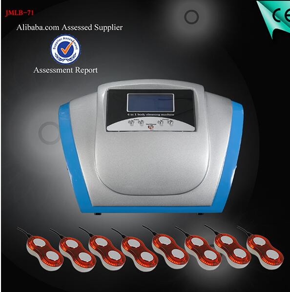 4 in 1 ultrasound infrared body slimming machine