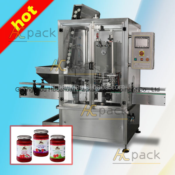 Guangzhou Automatic good quality high speed Capping machine