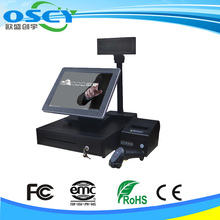 Cheap OEM service touch screen mini cash register