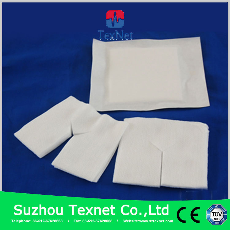 New year 2017 Factory price autoclave sterilization pouch for gauze sponges