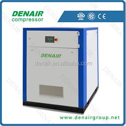 Denair 7.5 bar screw type air compressor