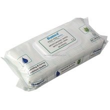 universal sanitising wipes acts as a disinfectant and detergent wipe for hands,surface and equipment