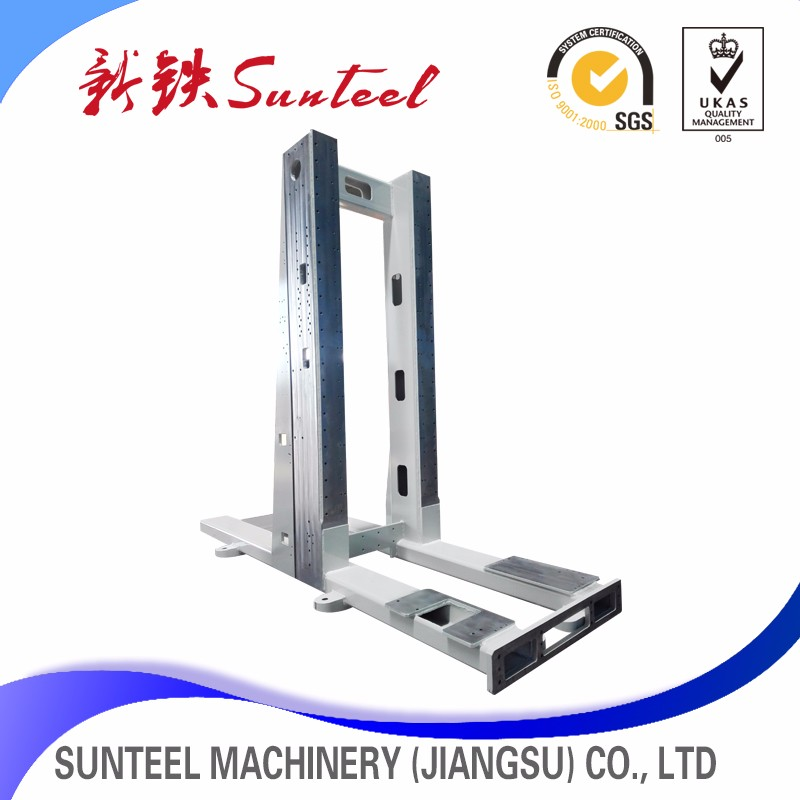 High Quality Stainless Metal Sheet Machinery Parts Fabrication OEM