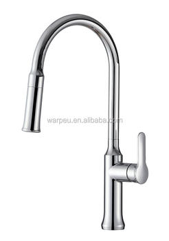modern brass german pull down kitchen faucet buy pull