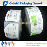 colorful composite roll film