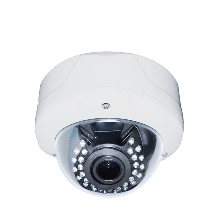 HD 5.0Megapixel Vandalproof dome 360 degree fisheye ip camera