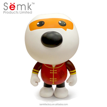 Free Sample Semk wholesale OEM PVC material vinyl cartoon custom figure toy