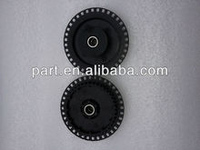 hot sales !ATM parts ATM machine NCR 58XX pulley 42T/18T 445-0587796