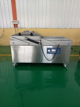 oxtail vacuum packing machine/sawdust packing machine/vacuum wrapping machine for meat and food