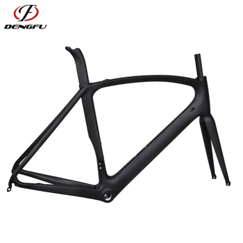 New Products full internal cable routing carbon fiber bike frame 28C tyre