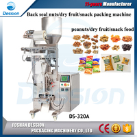 Automatic snack food dry fruit / peanuts packaging machine