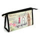 makeup vanity case evening bags encai new style travel cosmetic bag organizer/double side makeup bag
