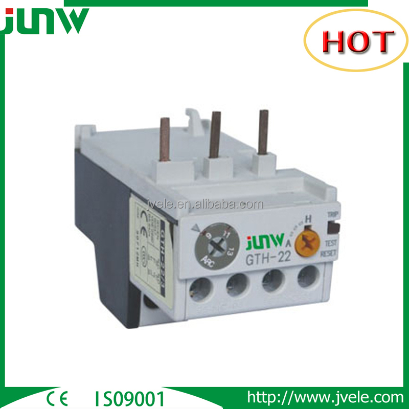 To supply thermal overload relay gth-22/3