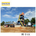 Professional mobile type 80tph asphalt plant manufacturer with years export experience