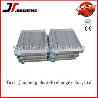 China Manufacture Air Cooled Plate and Bar pile-driver oil cooler with lager heat transfer surface