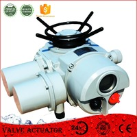 Butterfly Electric Valve Actuator Actuator Control