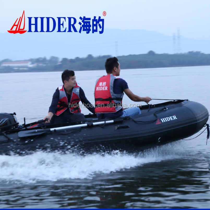 china folding one person fishing boat for sale