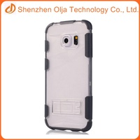 Phone hard PC cover soft silicone case for Samsung galaxy s5