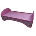 Good Quality Plastic Pink Baby Toy Doll Bed Girl's furniture toy plastic toy doll bed