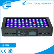 120W Programmable Nano LED Aquarium Light for coral reef