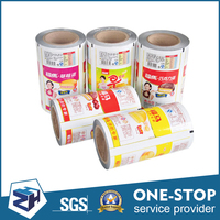 With Competitive Price biodegradable scrap plastic film roll