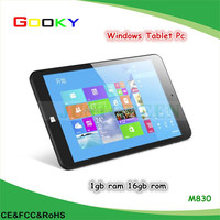 8 inch Windows 8.1 Touch Tablet
