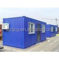 20 Feet Portable Flat Pack Prefab Container House