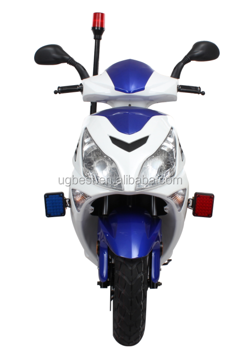 UGBEST POLICE/SECURITY 3000W ELECTRIC MOTORCYCLE