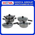 10pcs cookware set