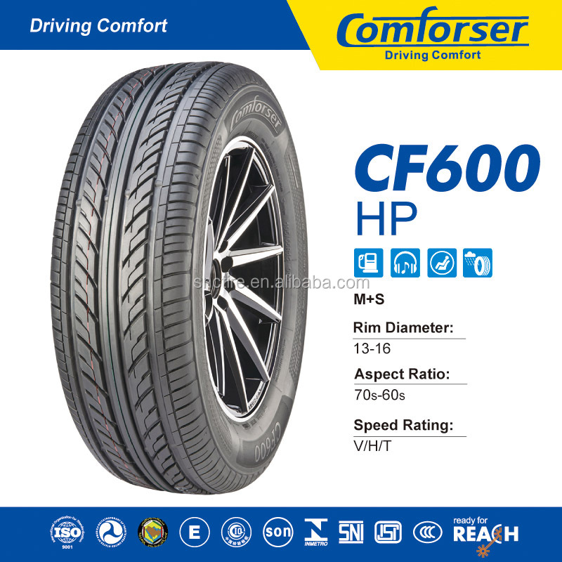 COMFORSER passenger car tires 185 65 r15 195 60 r16 195 70 r14 low price tyre 185 70 14