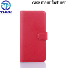 For HTC One M9 PU Leather Flip Case M9004 , Wholesalers China Mobile Phones Covers