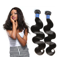cheap price unprocessed peruvian virgin human hair bulk