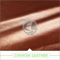 PU,Environmental High Quality PU leather Material ladies synthetic leather clothing