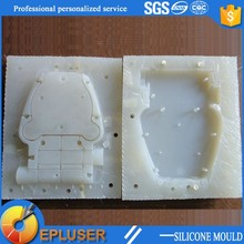 Professional fast prototype silicon mold for plastic cover