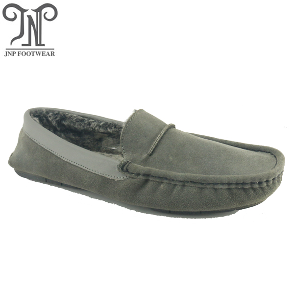 2015 wholesale fashion design men loafer shoes moccasin