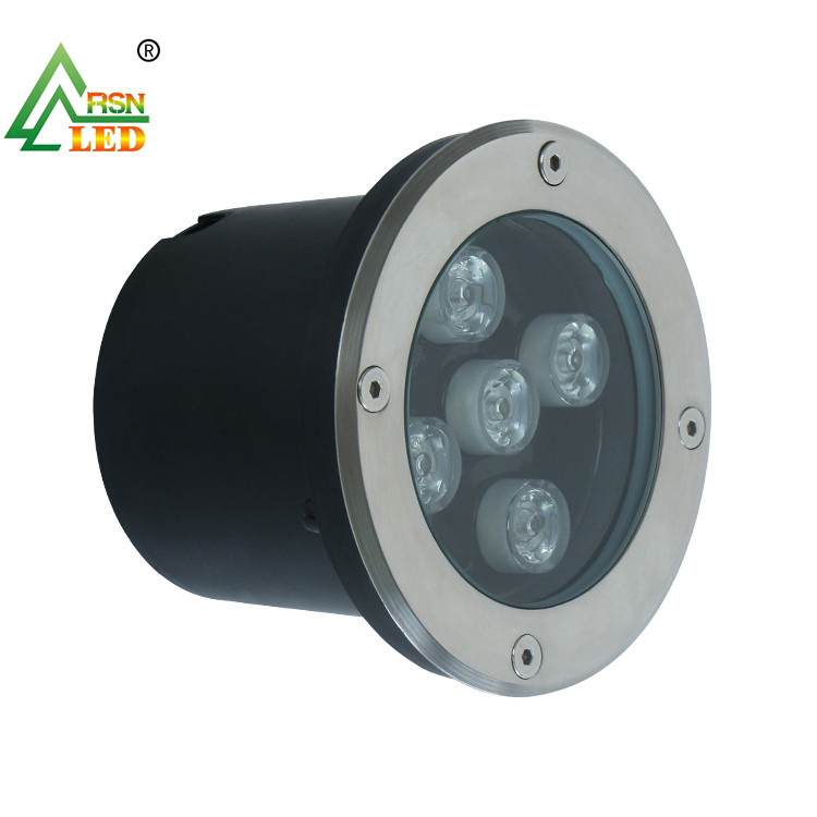 outdoor high lumen bridgelux 100lm/w 5w <strong>led</strong> garden spot <strong>light</strong>
