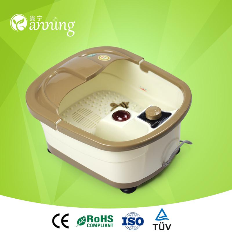 Health care foot bath massage equipment,popular foot spa massager,detox foot spa machine ionic toxin removing device