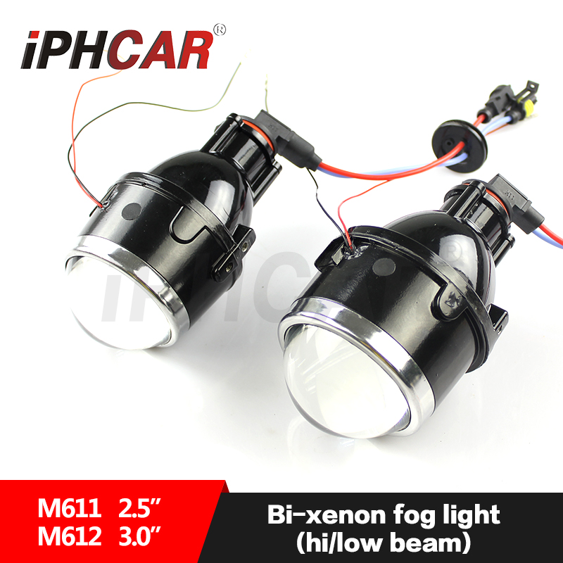IPHCAR car hid xenon lamp fog light projector