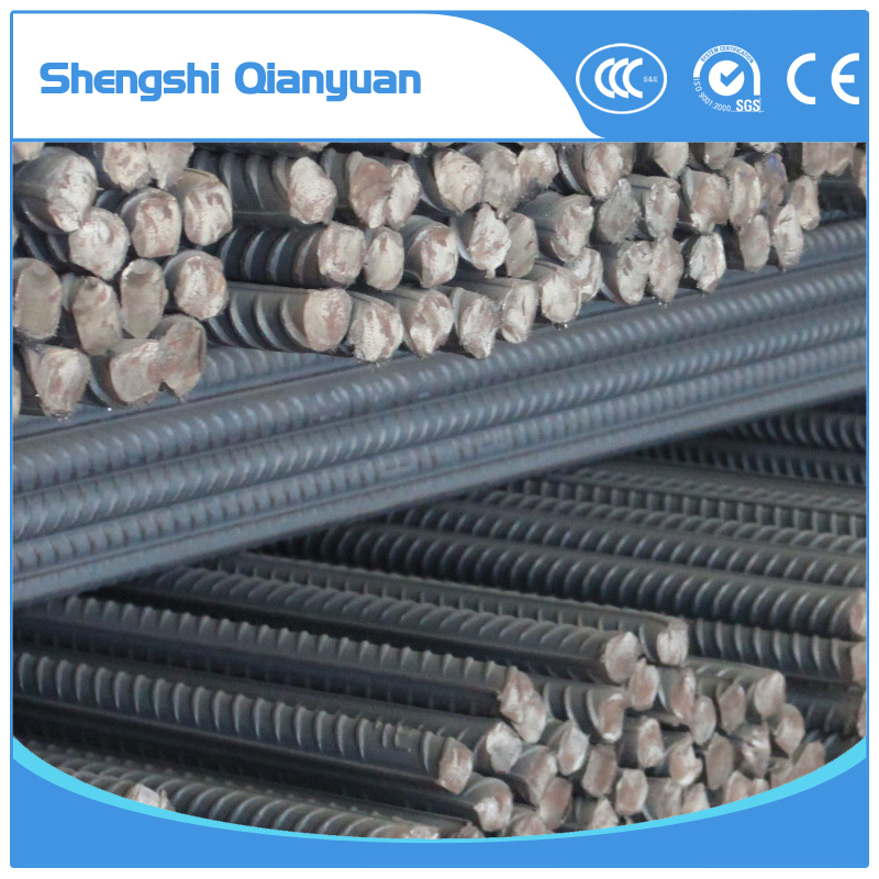 From China ASTM A615 GRADE 40 60 75 ASTM A706 deformed bar round steel bar