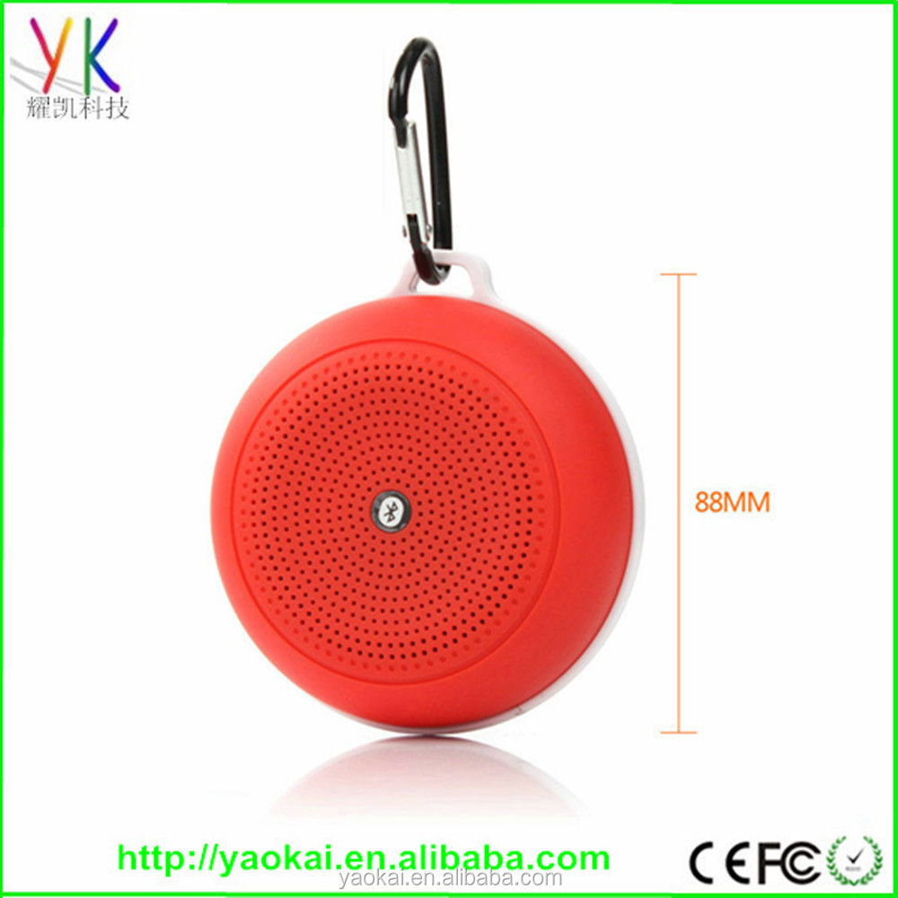 Fashion china supplier portable ultra thin mini speaker, mine loud speaker bluetooth speaker for sale