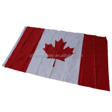 90*150cm durable outdoor flying Canada country flags for national day
