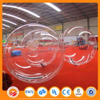 2015 big ball Inflatable giant water hamster ball