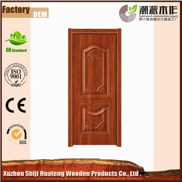China cheap modern internal bedroom composite wood door