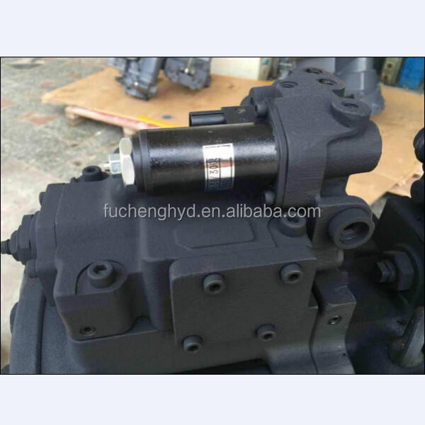 Kawasaki Hydraulic pump K3V Series Axial Piston Pumps in Wheel Loader