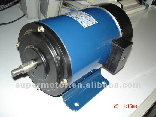4kw 72v DC brushed Motor for electric car engine,brushed tricycle motors